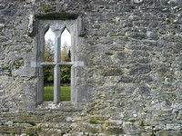 Aughnanure Castle in County Galway
