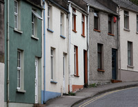 Rowhouses in Cork