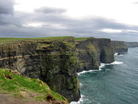 The Cliffs of Moher in County Claire, Ireland